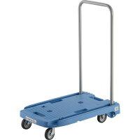 こまわり君少音G車輪(ブルー)小型樹脂台車MP-6039N2-B[MP6039N2B]818-6971TRUSCO(トラスコ中山)