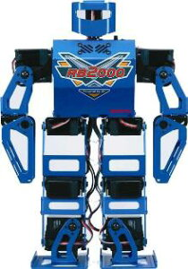 誰でもすぐに楽しめる二足歩行ロボットRBシリーズのベーシックモデルJR PROPO 二足歩行ロボット...