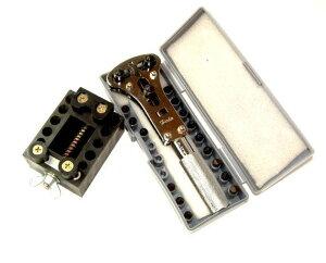 電池交換スーパー工具防水タイプ腕時計開閉ならお任せ!!格安電池交換これで可能です!!【売れて...