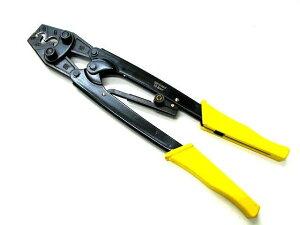 【最新タイプ】リリーサー付圧着ペンチリングスリーブ用/5.5mm~22mm