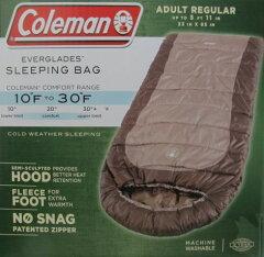 お買得限定品マミー型と封筒型の良い所を結集した最高級なスリーピングバック【Coleman 寝袋 ...