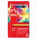 カランダッシュ スプラカラーソフト水彩色鉛筆 12色セット