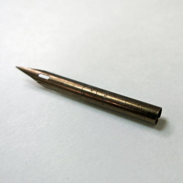 ブラウゼ『丸ペン』