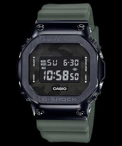 腕時計, メンズ腕時計 G-SHOCK GM-5600B-3JF CASIO