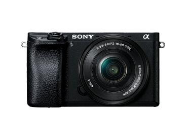 【新品】SONY ソニー α6300 ILCE-6300L レンズキット