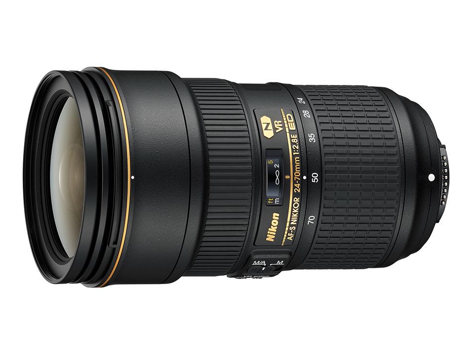 Nikon ニコン AF-S NIKKOR 24-70mm f/2.8E ED VR