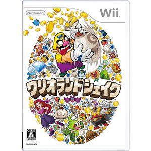 ◆新品 ◆メール便対応可【Wiiソフト】 ワリオランドシェイク 【あす楽対応_関東】【あす楽対...