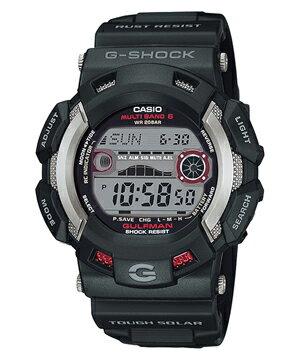 腕時計, メンズ腕時計 G-SHOCK GW-9110-1JF GULFMAN Master of G CASIO G