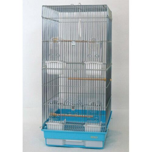 鳥かご 35ロング(35-L) 定番バードケージ(ロング型) HOEI(豊栄/ホーエイ)