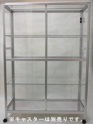 【新製品】TOP-1511SSG3 コレクションケース TOP-1511SS + 1511ガラス棚板3セット付き