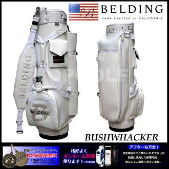 貝爾丁 BUSHWHACKER 白色 8.5-(HBCB-85022) 高爾夫球袋 | 球童背回酷男裝球童球童包球童包球童背高爾夫球袋高爾夫球袋案例高爾夫配件高爾夫設備