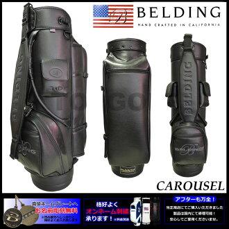 貝爾丁旋轉木馬黑色 8.5-(HBB-85025) 高爾夫球袋 | 球童背回酷男裝球童球童包球童包球童背高爾夫球袋高爾夫球袋案例高爾夫配件高爾夫設備