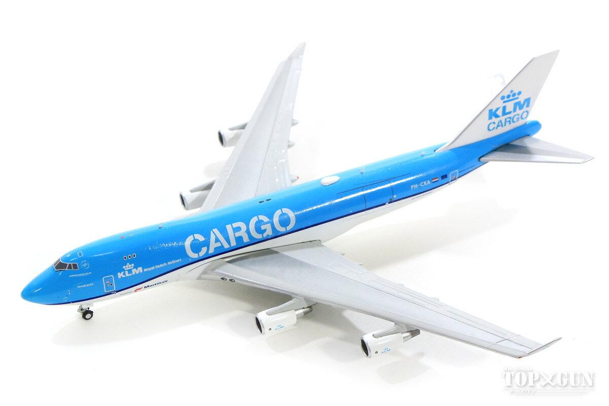 プラモデル・模型, 飛行機・ヘリコプター  747-400F KLM CARGO PH-CKA 1400 201926 Gemini Jets GJKLM1827