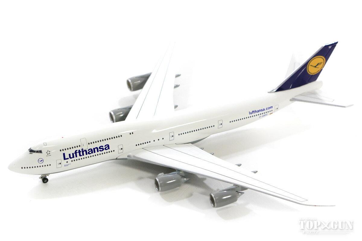 ボーイング 747-8i ルフトハンザドイツ航空 D-ABYC 「Sachsen」 1/500 2018年6月29日発売 herpa/ヘルパウィングス飛行機/模型/完成品 [516068-005]
