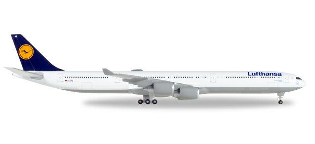 エアバス A340-600 ルフトハンザドイツ航空 D-AIHZ 「ライプツィヒ」 1/500 2017年8月9日発売 herpa/ヘルパウィングス飛行機/模型/完成品 [507417-003]