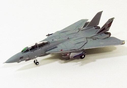 F-14A トムキャット アメリカ海軍 第154戦闘飛行隊「ブラックナイツ」航空団司令機 94年 NF100 1/200 2013年7月5日発売 hogan Wings/ホーガンウイングス飛行機/模型/完成品 [7693]