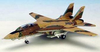 F-14A トムキャット イラン空軍 「アリ・キャット」 80年代初期迷彩塗装 #3-6079 1/200hogan Wings/ホーガンウイングス飛行機/模型/完成品 [6627]