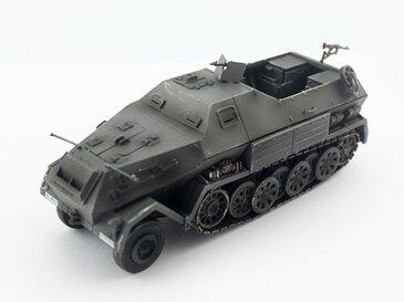 ダイムラーベンツ Sd.Kfz.8装甲兵員輸送車 ドイツ陸軍 40年代 1/72 2018年6月27日発売Precision Model(プレシジョン)飛行機/模型/完成品 [P0316]