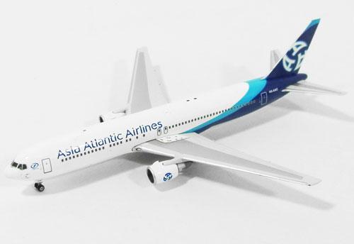 プラモデル・模型, 飛行機・ヘリコプター  767-300ER HS-AAC 1400 201496 10987