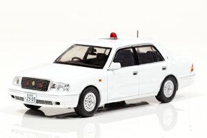 RAI'S(レイズ) トヨタ クラウン (JZS155Z) 2000 神奈川県警察交通部交通機動隊車両 1/43 1000台限定生産 [H7430003]