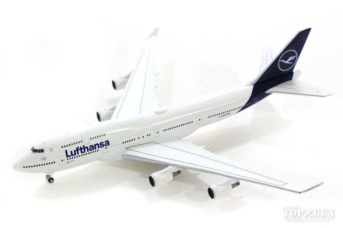 ボーイング 747-400 ルフトハンザ航空 新塗装 D-ABVM 「Kiel」 1/500 2019年6月5日発売herpa/ヘルパウィングス飛行機/模型/完成品 [532761]