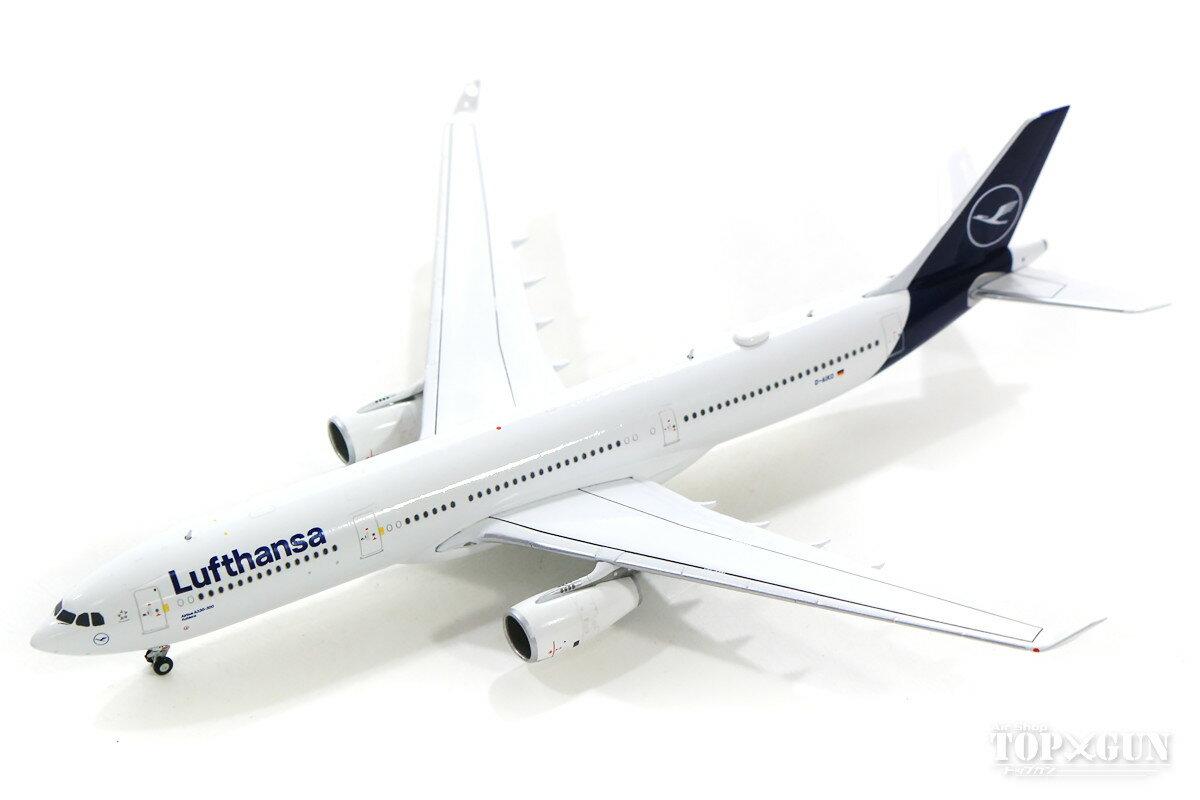 エアバス A330-300 ルフトハンザ航空 新塗装 D-AIKO 1/400 2019年5月26日発売 Gemini Jets/ジェミニジェッツ飛行機/模型/完成品 [GJDLH1831]