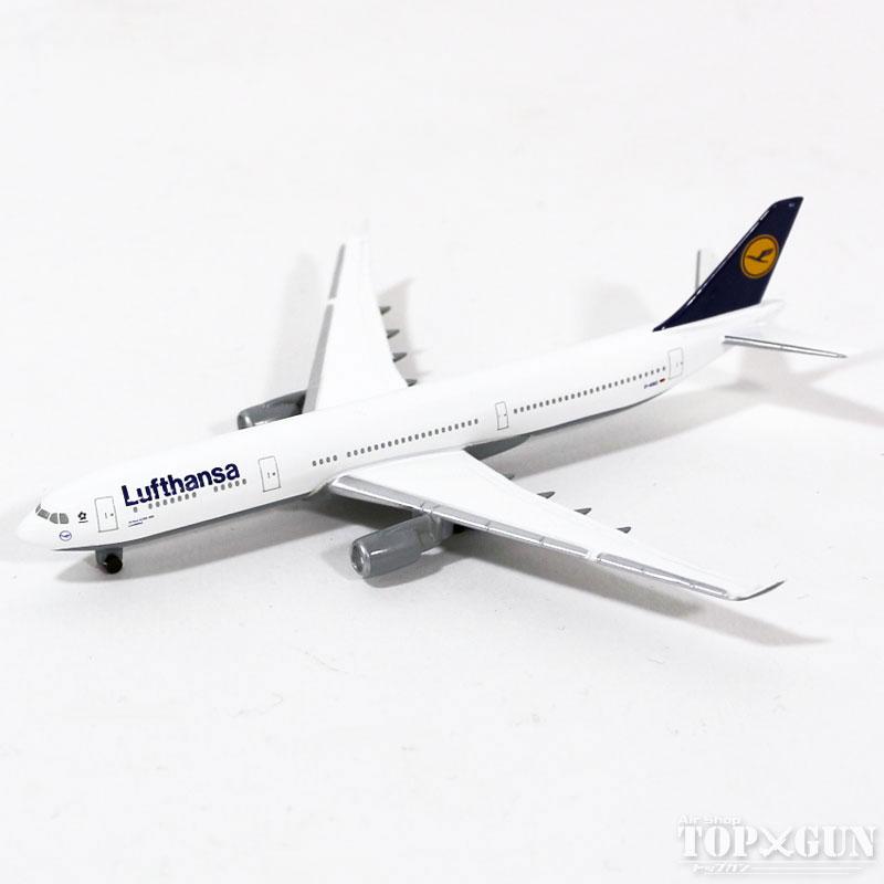 エアバス A330-300 ルフトハンザドイツ航空 D-AIKE 1/600 2015年9月16日発売 SCHABAK/シャバク飛行機/模型/完成品 [403551646]