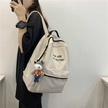 リュック バッグ 小物 ファッション雑貨 通勤 可愛い おしゃれ 大容量 リュックサック 軽量 バッグ 高校生 通学