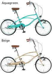 【送料無料】自転車20インチシティクルーザー自転車小径シングルギアTOPONE自転車ビーチクルーザー自転車CC200-68【RCP】