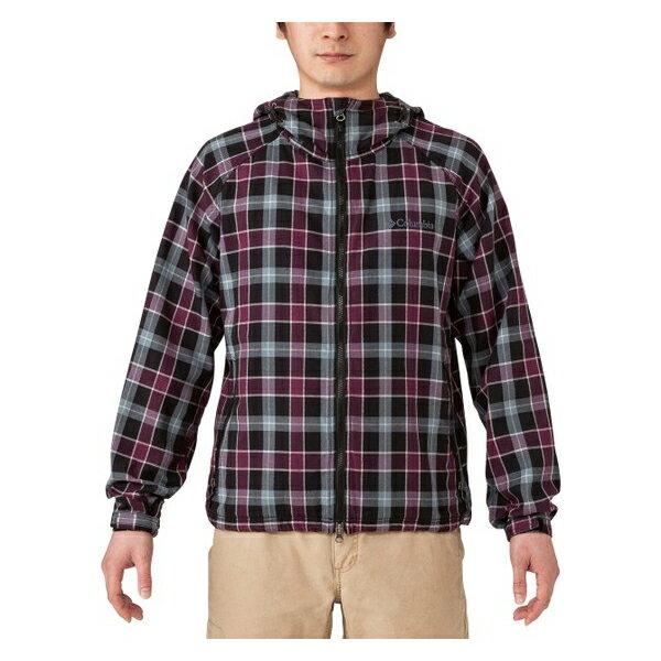 コロンビア アイビーウッドジャケット Men's ブラック Lサイズ PM3114