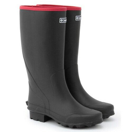 コロンビア Columbia 長靴 ラディソフト ブラック 23cm YU3777-010
