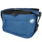 マムート ボルダーチョークバッグ Boulder Chalk Bag インペリアル/ブラック 2290-00821-5560