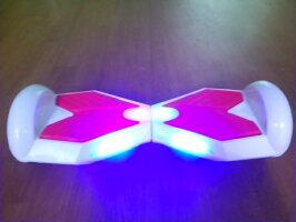 新品バランススクータ−保証付きBigパワ−Bluetooth(ブルートゥース)で音楽が聴けますリモコン付きLED点灯lパーフェクトボディー