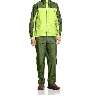 【送料無料】ミズノ アウトドアベルグテックEXストームセイバーV レインスーツ A2JG4A01 メンズ カッパ 雨具 上下セット レインウェア ハイキング 登山 レジャー カッパ MIZUNO・・・ 画像1