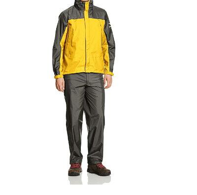 【送料無料】ミズノ アウトドアベルグテックEXストームセイバーV レインスーツ A2JG4A01 メンズ カッパ 雨具 上下セット レインウェア ハイキング 登山 レジャー カッパ MIZUNO・・・ 画像2