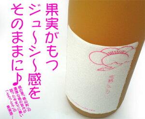 今までになかった、とろっとろっ感【平和酒造】鶴梅の梅酒完熟にごり720ml