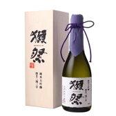獺祭(だっさい)純米大吟醸磨き二割三分 720ml専用木箱入り【日本酒】【山口/旭酒造】【RCP】