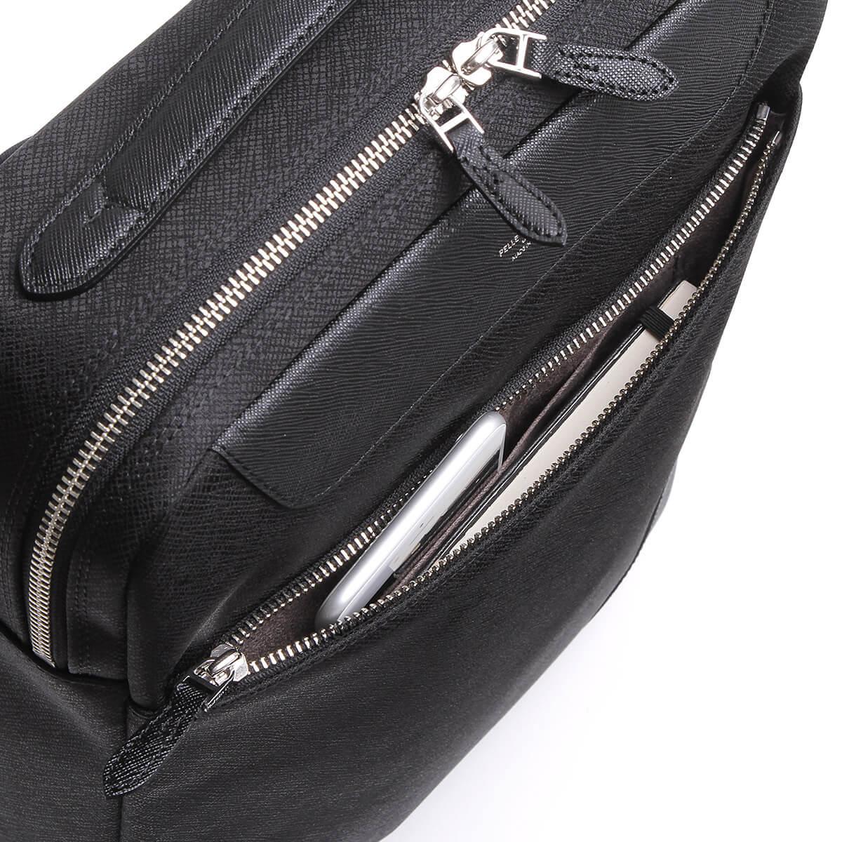 【正規販売店】ペッレモルビダ 3Way ブリーフバッグ リュック ビジネスバッグ Capitano Brief Bag(3way) PELLE MORBIDA PMO-CA108