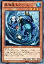 真海皇 トライドン (遊戯王)(ノーマル)(ロード・オブ・ザ・タキオンギャラクシー)