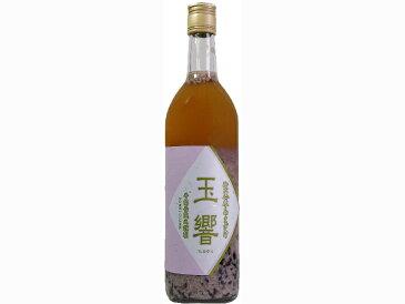 佐久穂町 黒澤酒造株式会社 紫黒米あまざけ玉響(たまゆら)6本