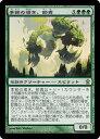 トレカ通販 トレトク楽天市場店で買える「マジックザギャザリング MTG 緑 日本語版 季節の導き、節貴/Sekki, Seasons' Guide SOK-148 レア【ランクA】【中古】」の画像です。価格は50円になります。