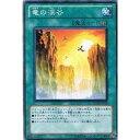 遊戯王 竜の渓谷 SD19-JP020 ノーマル 【ランクA】 【中古】