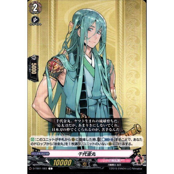 トレーディングカード・テレカ, トレーディングカードゲーム  D-TB01083C