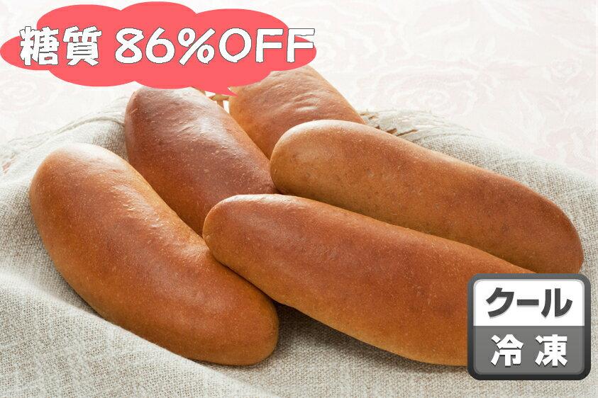 パンdeスマートロールパン(15個入)(冷凍品)糖質86%オフ糖質制限中の方へ小麦ふすま使用の糖質オフのふすまパン 低糖質、高食物繊維、高たんぱく質 [合計5,400円(税込)以上で]