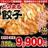 ◆生餃子◆とりまる餃子 300個♪自慢の味をご家庭へお届け♪【ぎょうざ】【ギョウザ】【餃子】【ギョーザ】