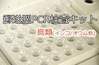 送料無料   小鳥の遺伝子検査キット(3種類) 郵送型PCR法遺伝子検査