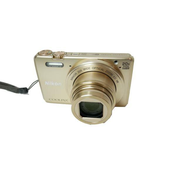 【レンタル コンパクトデジカメ】高性能デジカメレンタル NIKON COOLPIX S7000 SDカードプレゼント