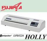 【送料無料】ラミネーターLPD3224 HOLLY 業務用ラミネーター(A3)本体 4本ローラー 250ミクロン対応 フジプラ製