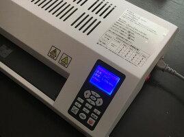 【送料無料】フジプラLPD3226Meister6業務用パウチラミネーター本体A3対応350ミクロン