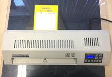 【送料無料】フジプララミパッカーLPD3224HOLLY業務用ラミネーター本体4本ローラーA3250ミクロン;対応